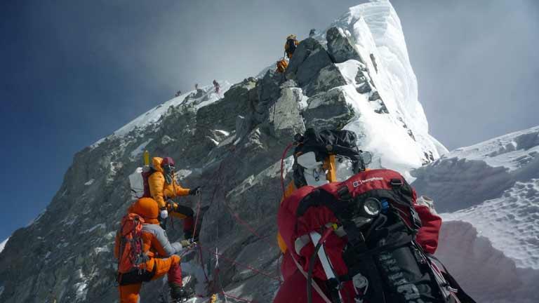 60 años de la primera ascención al Everest