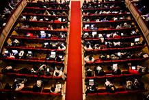 El Teatro Principal de Burgos, escenario del iRedes 2012