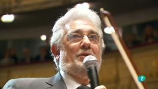 Ver v?deo  '70 Aniversario de Plácido Domingo. Gala homenaje - 21/01/11 Segunda parte.'