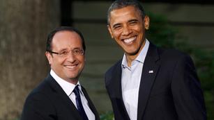 Ver vídeo  'El G-8 habla de Irán en una cena que sirve de aperitivo a los debates sobre la eurozona'