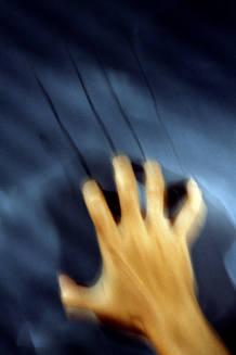 Arañar una pizarra con las uñas produce dentera