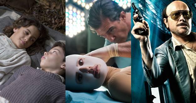 96 largometrajes optan a representar a España en los Oscar, entre ellos 'Pa negre', 'La piel que habito' y 'Torrente 4'.
