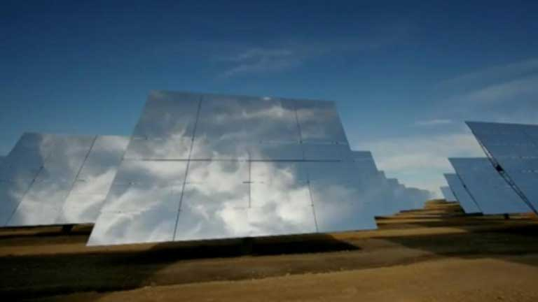 Abengoa construirá en EE.UU una de las mayores plantas fotovoltaicas de aquel país