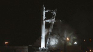 Ver vídeo  'Abortado el lanzamiento hacia la ISS de la cápsula espacial Dragon'