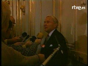 Ver v?deo  'La Academia sueca anuncia que José Saramago es el nuevo Premio Nobel de Literatura'