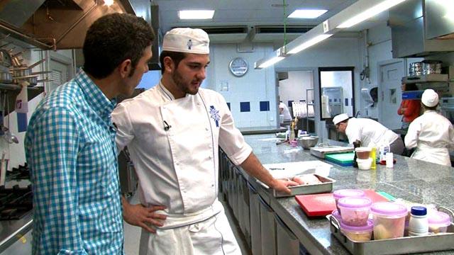 Comando  Actualidad - En formación - Academias de cocina