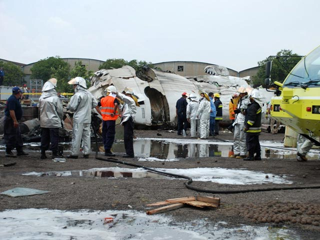 Catorce personas mueren en un accidente aéreo en Venezuela