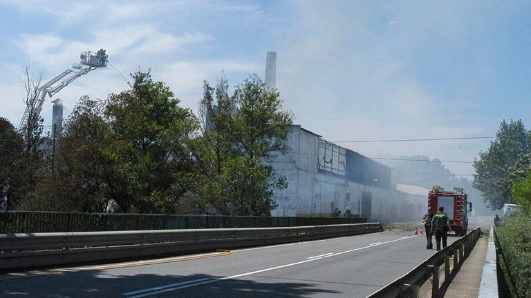 Grave accidente en Moraleja con dos desaparecidos y dos fallecidos