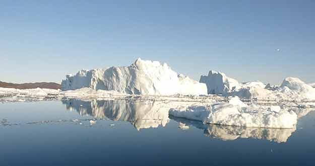 Se acelera la desaparición del hielo en la superficie de Groenlandia