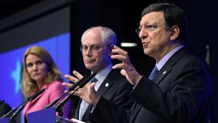 Ver vídeo  'La UE acepta la recapitalización directa de la banca bajo supervisión'