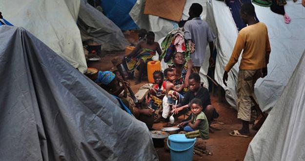ACNUR calcula que la espiral de violencia ha provocado cerca de 350.000 desplazamientos.
