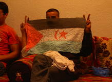 Activista saharaui