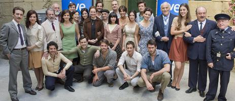 Los actores de 'El origen'