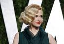 La actriz January Jones ha asistido también a la fiesta Vanity Fair Oscar en Hollywood