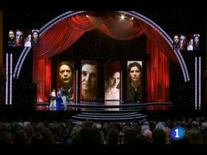 Ver vídeo  'La actriz Laia Marull, ganadora al Goya como Mejor Interpretación Femenina de Reparto por 'Pa Negre''