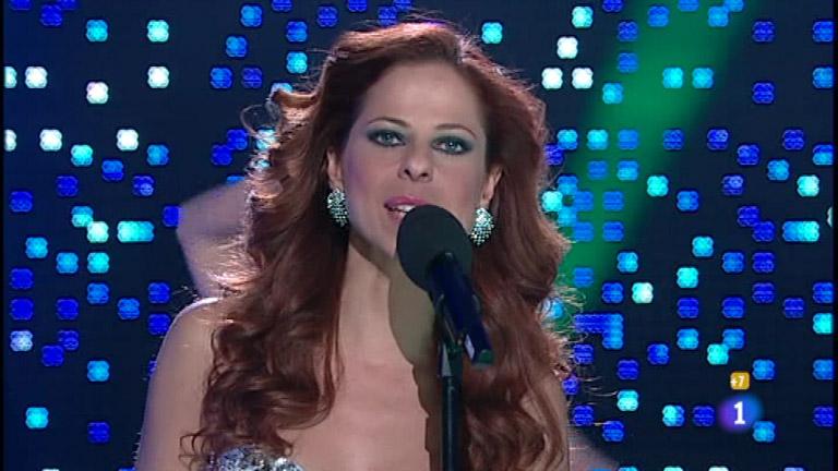 Actuación de Pastora Soler en 'Reyes y estrellas'