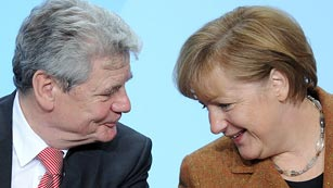 Ver vídeo  'Acuerdo en Alemania para proponer a Joachim Gauck como presidente'