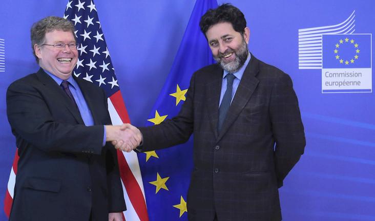Acuerdo comercial UE-EEUU