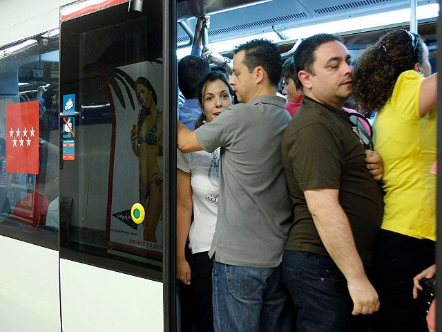 Metro de Madrid y sindicatos alcanzan un principio de acuerdo