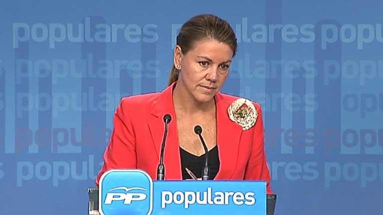 El PP acusa al PSOE de dar un giro radical después de que el Comité Federal anunciara una oposición más crític