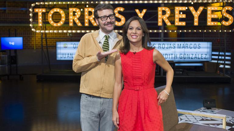 Un adelanto de lo que será 'Torres y Reyes' en La 2 de TVE