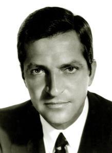 Adolfo Suárez en su época de director general de TVE