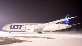 Ver vídeo  'La aerolínea polaca LOT es la única en Europa que cuenta con el Boeing 787'