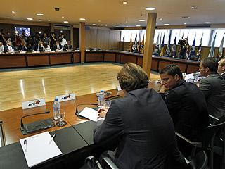 Ver vídeo  'La AFE y la LFP no acercan posturas'