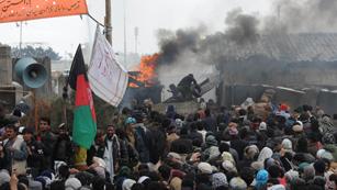 Ver vídeo  'En Afganistán, un nuevo incidente compromete la misión de la OTAN'