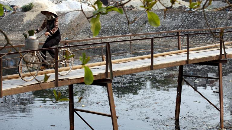 El papel del agua en el cambio climático