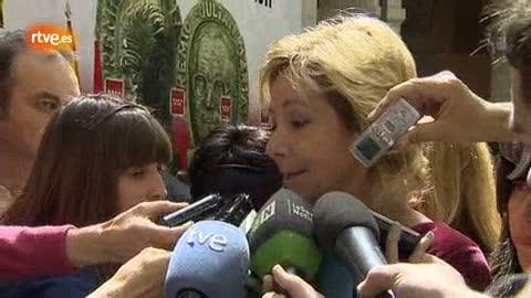 """Ver vídeo  'Aguirre insiste en que el billete de metro sencillo no sube y califica el metrobús de """"descuento""""'"""