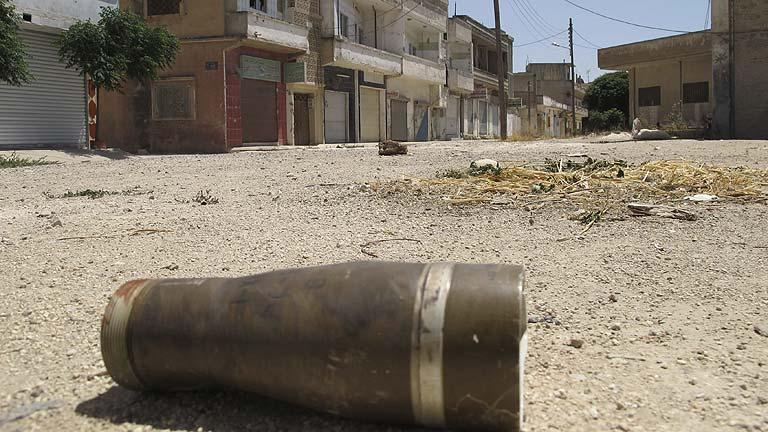 "AI urge a la comunidad internacional a actuar ""enérgicamente"" en Siria"