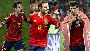Ver vídeo  'Alba, Mata y Martínez, en la lista de Milla para los Juegos de Londres'
