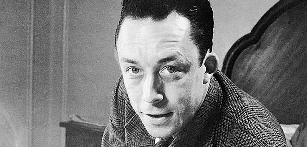 Albert Camus, en 1959