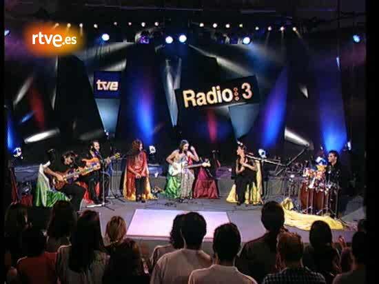 Los conciertos de Radio 3 - Una década de canciones: Albert Pla 'Carta al rey Melchor'