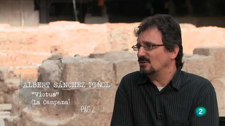 Página 2 - Albert Sánchez Piñol - 21/10/2012