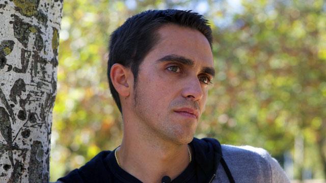 Alberto Contador y el ictus cerebral