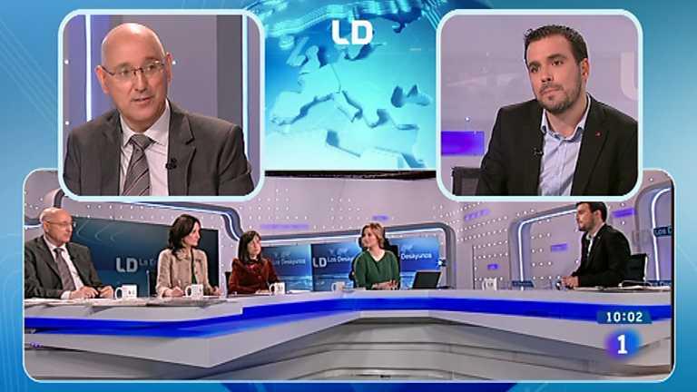 Los desayunos de TVE - Alberto Garzón, diputado de IU