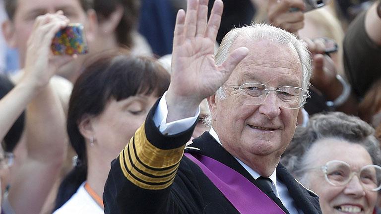 Ver vídeo  'Alberto II, símbolo de unidad en un país dividido'