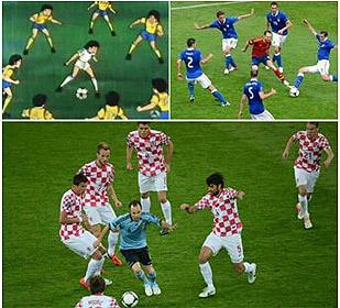 Álbum de recuerdos de las otras Eurocopas de 2012
