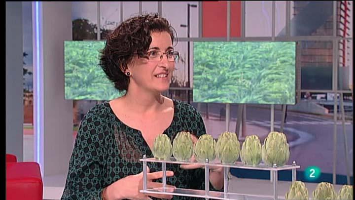Para Todos La 2 - Nutrición - La alcachofa