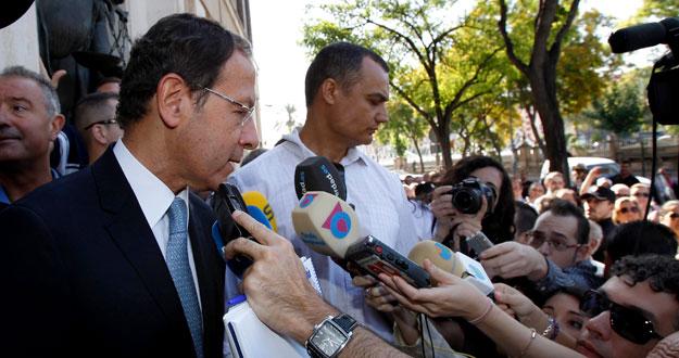 ALCALDE MURCIA DECLARA IMPUTADO CORRUPCION URBANISTICA