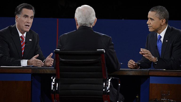 Alegatos finales de Obama y Romney en el tercer y último debate