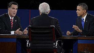 Ver vídeo  'Alegatos finales de Obama y Romney en el tercer y último debate'