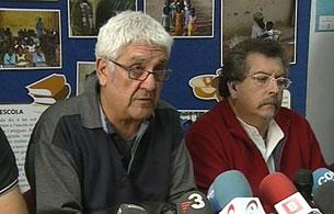 Ver v?deo  'Alegría por la liberación de Gámez en la ONG Acció Soliària'