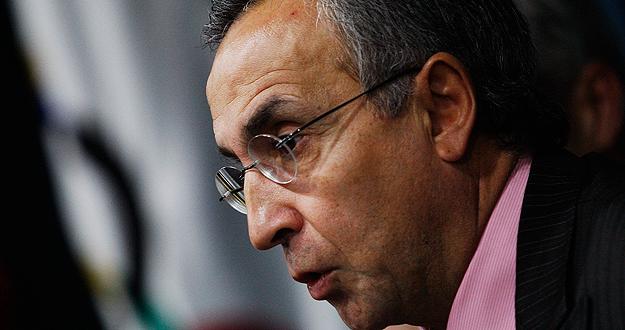 Alejandro Blanco, presidente del Comité Olímpico Español, en una imagen de archivo.