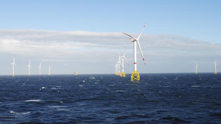 Alemania quiere conseguir la independencia energética con fuentes renovables