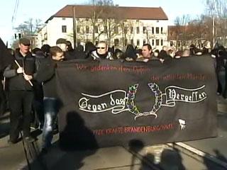 Ver vídeo  'Alemania tiene cerca de 10.000 neonazis considerados violentos'
