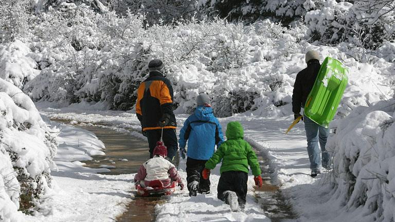 Alerta en 37 provincias, la mayoría por frío, nieve y viento