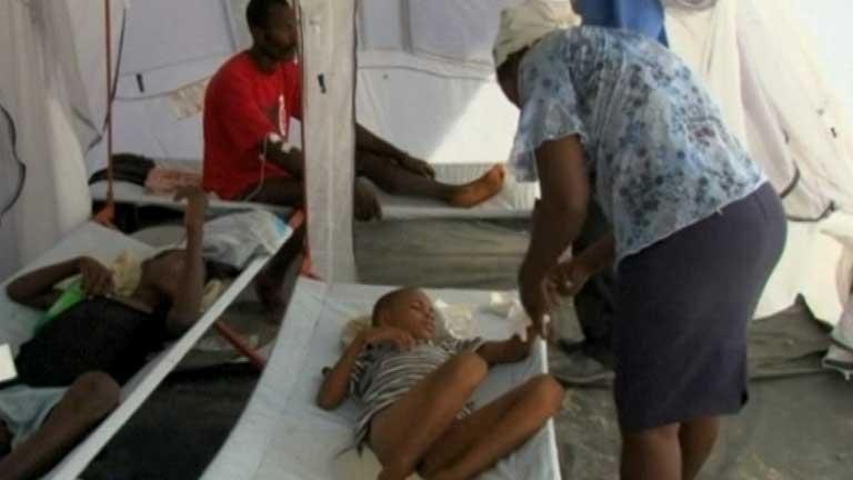 Preocupación en América Latina ante el riesgo de que el cólera se expanda por distintos países